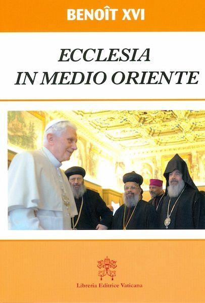 Imagen de Ecclesia in Medio Oriente, exhortation apostolique post-synodale