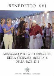 Picture of Messaggio per la Giornata Mondiale della Pace 2012