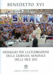 Picture of Messaggio per la Giornata Mondiale della Pace 2013