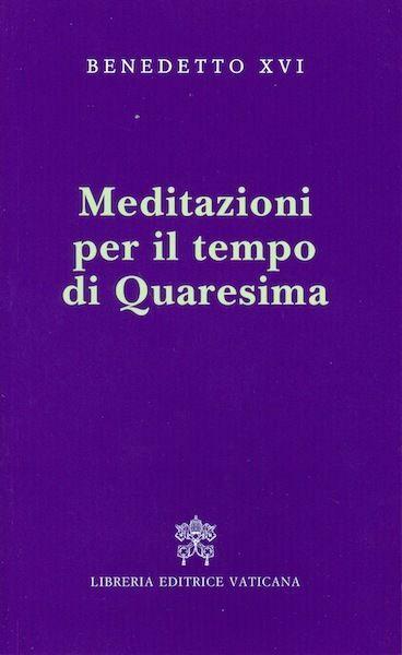 Picture of Meditazioni per il tempo di Quaresima