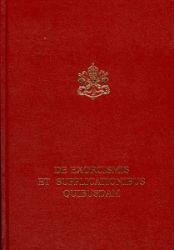 Imagen de De Exorcismis et Supplicationibus Quibusdam Rituale Romanum - aggiornamento 2021