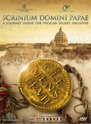 Imagen de Scrinium Domini Papae. A journey inside the Vatican Secret Archives - DVD