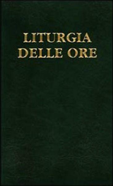 Picture of Liturgia delle Ore, Vol. IV Tempo ordinario Settimane XVIII-XXXIV