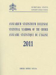 Picture of Annuarium Statisticum Ecclesiae 2011