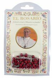 Immagine di Papa Francisco - ¡Volved a rezar el Rosario en familia! LIBRO DE ORACIÓN + ROSARIO