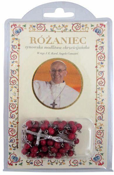 Imagen de Papież Franciszek - Synowska modlitwa chrześcijańska