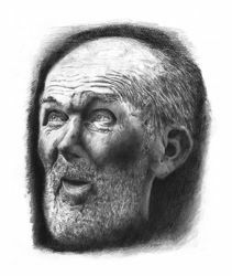 Picture of Saint Paul - DRAWING