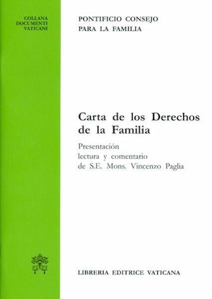 Picture of Carta de los Derechos de la Familia
