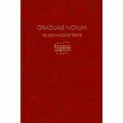 Immagine di Graduale Novum Editio Magis Critica Iuxta SC 117 Tomus I: De Dominicis Et Festis