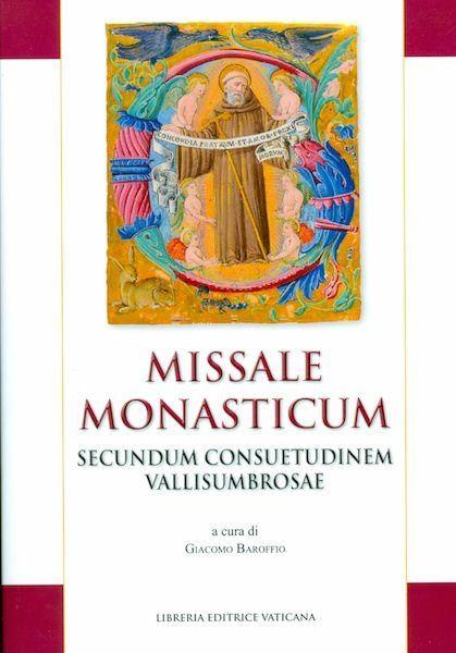 Imagen de Missale monasticum secundum consuetudinem vallisumbrosae Editio Princeps (1503)