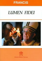 Picture of Lumen Fidei The Light of Faith Encyclical Letter