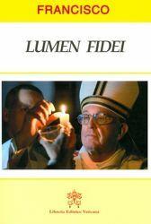 Imagen de Lumen Fidei A luz da Fé Carta Encíclica