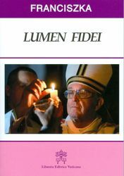 """Picture of Lumen fidei """"Światło wiary"""" - Encyklika"""
