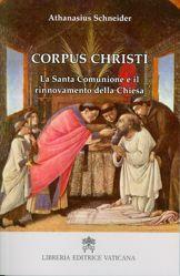 Imagen de Corpus Christi. La Santa Comunione e il rinnovamento della Chiesa - LIBRO
