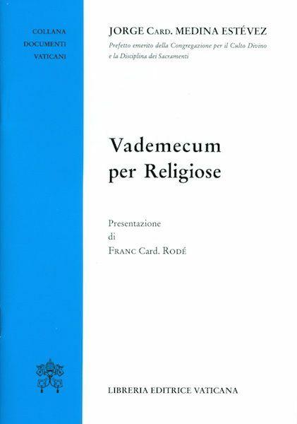 Imagen de Vademecum per Religiose