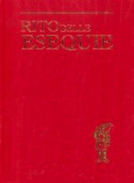 Picture of Nuovo Rito delle esequie Edizione Minore Piccola Rituale Romano