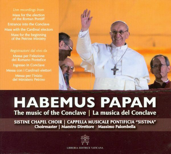 Immagine di Habemus Papam, The music of the Conclave - double CD