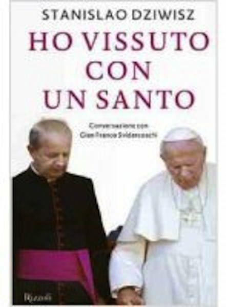 Picture of Ho vissuto con un Santo - LIBRO