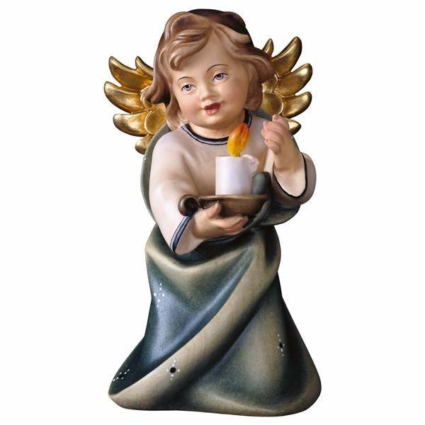 Immagine di Angelo con candela (600030)