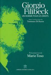 Picture of Giorgio Filibeck. Un homme pour les droits