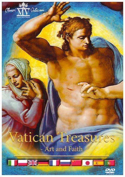 Picture of Art and Faith. Vatican Treasures, Via Pulchritudinis - DVD
