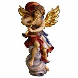 Imagen de Ángel en nube con trombón - ESCULTURA CM 30