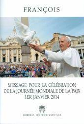 Imagen de Message pour la célébration de la Journée Mondiale de la Paix 1er Janvier 2014