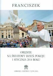 Immagine di Orędzie na światowy dzién Pokoju 1 Stycznia 2014 Roku