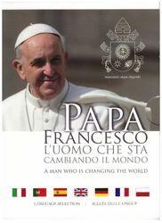 Imagen de El Papa Francisco. El hombre que cambia el mundo - DVD