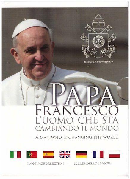 Picture of Papież Franciszek. Człowiek, który zmienia świat - DVD