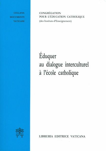 Imagen de Éduquer au dialogue interculturel à l' école catholique
