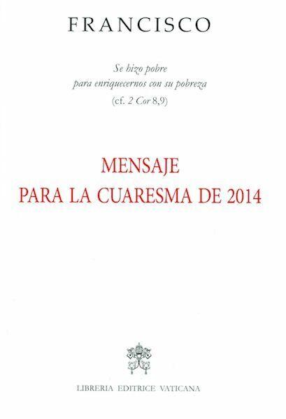 Picture of Mensaje para la Cuaresma de 2014