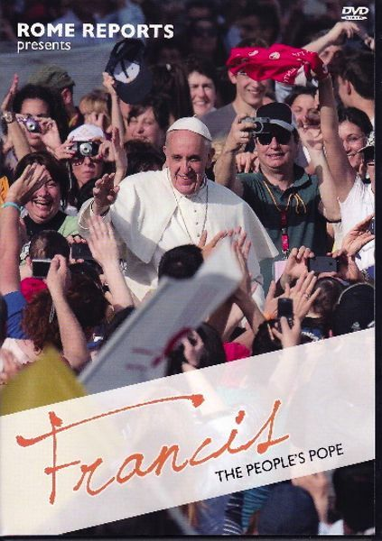 Picture of Francis. The people's Pope - DVD