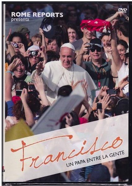 Picture of Francisco. Un Papa entre la gente - DVD