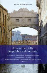 Immagine di Al servizio della Repubblica di Venezia - Le lettere di Massimiliano Buzzaccarini Gonzaga