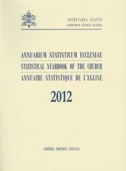 Immagine di Annuaire Statistique de l' Eglise 2012
