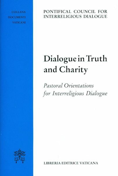 Immagine di Dialogue in truth and charity with Pope Benedict XVI