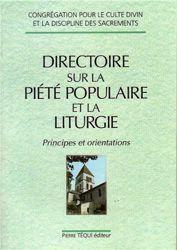 Picture of Directoire sur la piété populaire et la liturgie