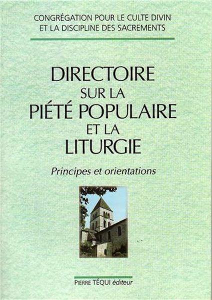 Imagen de Directoire sur la piété populaire et la liturgie