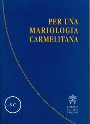 Picture of Per una mariologia carmelitana - LIBRO