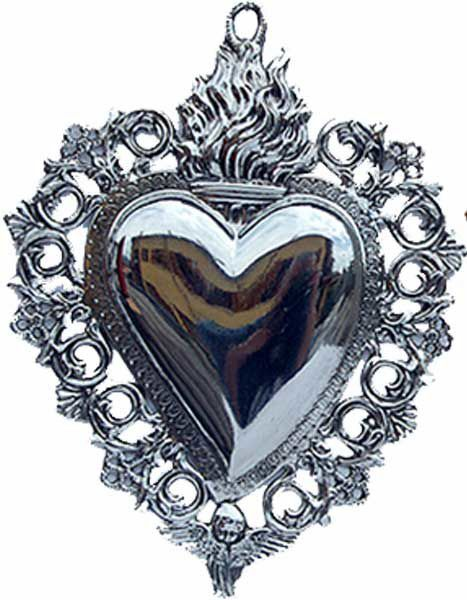 Picture of Sacred Heart  of Jesus - EX VOTO (AEX112)