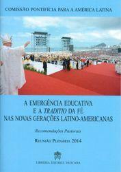 Imagen de A Emergência educativa e a traditio da fé nas novas gerações latino-americanas