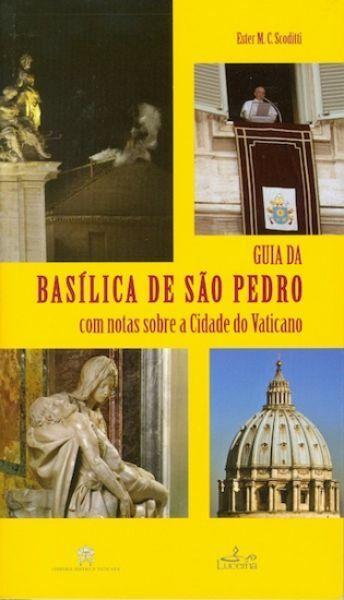 Picture of Guia da Basílica de Sāo Pedro con notas sobre a Cidade do Vaticano
