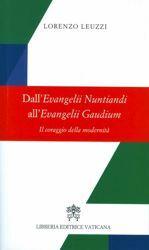 Imagen de Dall' Evangelii Nuntiandi all' Evangelii Gaudium Il coraggio della modernità