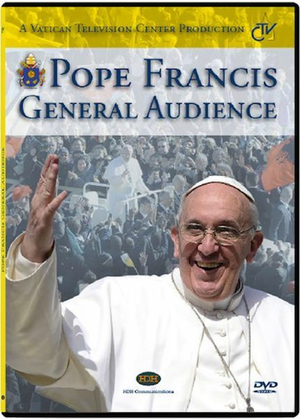 Imagen de Audiencia General del Papa Francisco - DVD