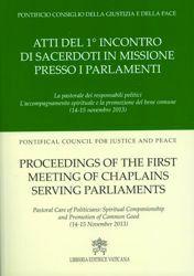 Immagine di Atti del primo incontro di Sacerdoti in Missione presso i parlamentari