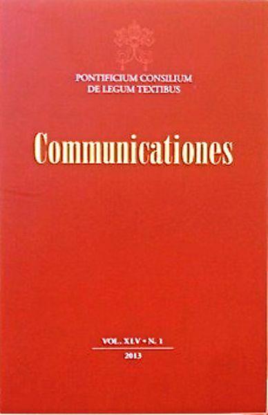 Imagen de Communicationes - Archivio annate arretrate