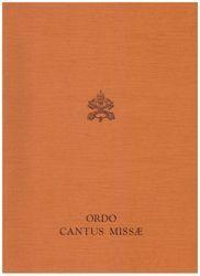Picture of Ordo Cantus Missae - Editio Typica Altera
