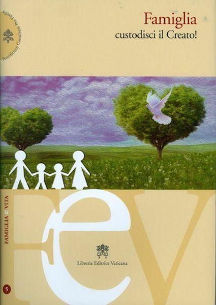 Imagen de Famiglia custodisci il Creato