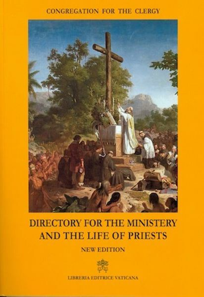 Immagine di Directory for the ministery and the life of priests